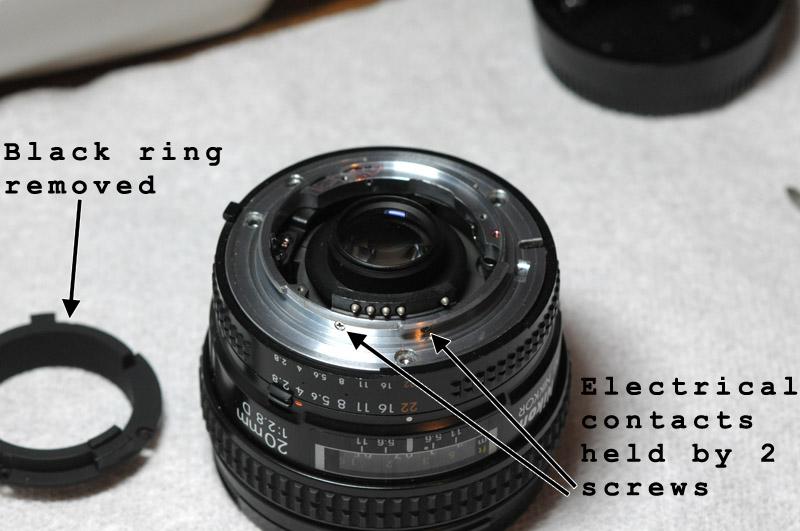 Awesome Nikon Af 20Mm 2 8D Lens Repair Wiring Digital Resources Funapmognl